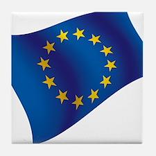 European Union Tile Coaster
