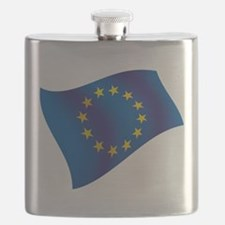 European Union Flask