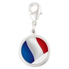 French Flag Charms