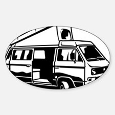 Camper Van 3.2 Decal