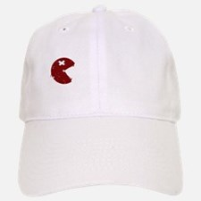 Consumer Junk logo white/red Baseball Baseball Cap