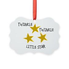Twinkle, Twinkle Ornament