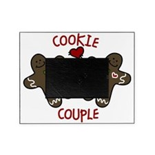 Cookie Couple Picture Frame