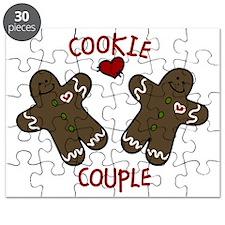 Cookie Couple Puzzle