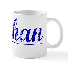Sheehan, Blue, Aged Mug