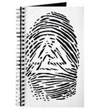 """Heathen Fingerprint"" Journal"