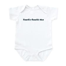 Hoochie Coochie Man Infant Bodysuit