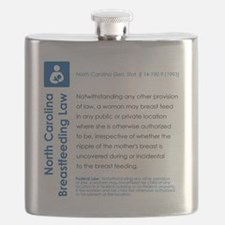 Breastfeeding In Public Law - North Carolina Flask