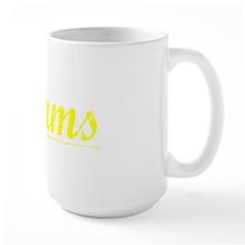 Abrams, Yellow Mug