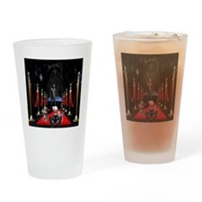 Red Carpet Drinking Glass