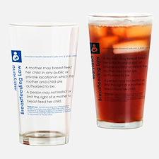Breastfeeding In Public Law - Maryl Drinking Glass