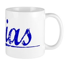Sias, Blue, Aged Small Mug