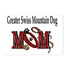 Greater Swiss Mtn Dog Mom Postcards (Package of 8)