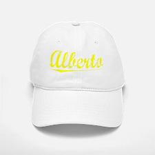 Alberto, Yellow Baseball Baseball Cap