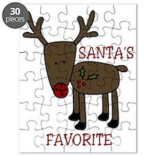 Santas Favorite Puzzle