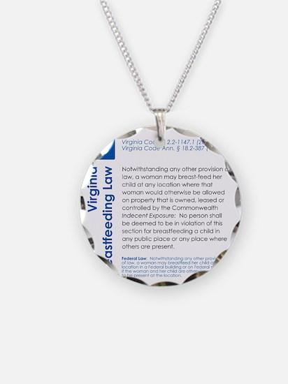 Breastfeeding In Public Law  Necklace