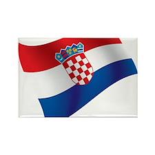 Croatian Flag Magnets