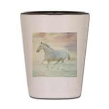 Beautiful Horse Shot Glass