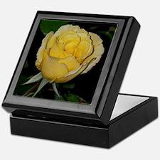 Yellow Rose of Texas Keepsake Box