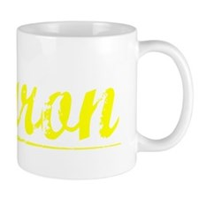 Aaron, Yellow Mug