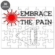 Embrace the Pain - Laser Course Puzzle