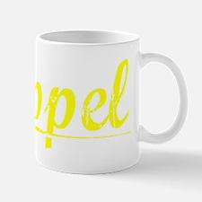 Appel, Yellow Mug
