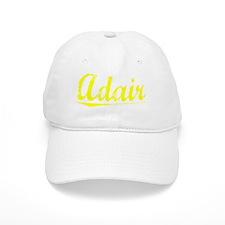Adair, Yellow Baseball Baseball Cap
