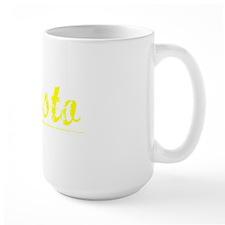 Agosto, Yellow Mug