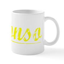 Alfonso, Yellow Mug