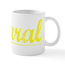 Amaral, Yellow Mug