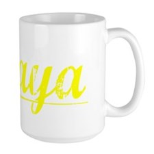 Amaya, Yellow Mug