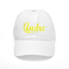 Andre, Yellow Baseball Cap