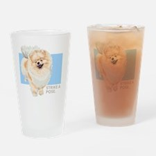 Pom Pose Drinking Glass