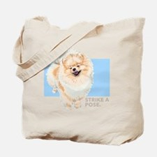 Pom Pose Tote Bag
