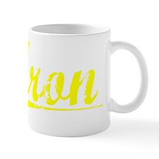 Aron, Yellow Mug
