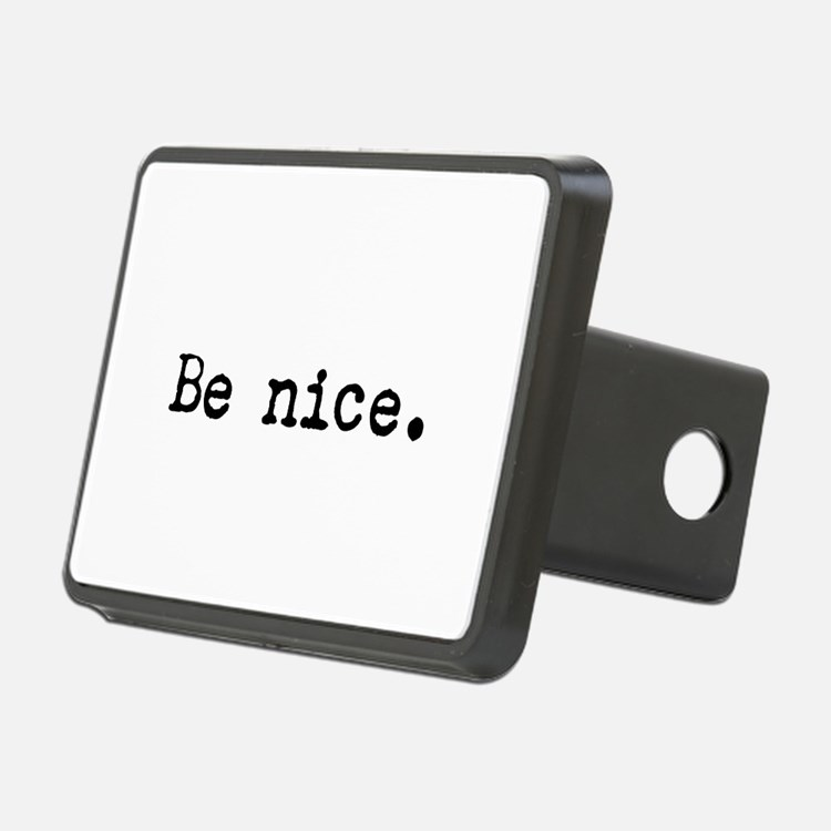 Be Nice Hitch Cover