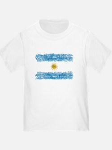 Textual Argentina T