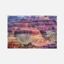 sunset Grand Canyon Rectangle Magnet