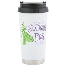Sweet Pea Travel Mug