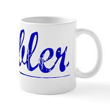 Stabler, Blue, Aged Mug