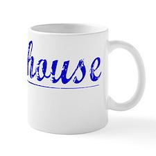 Stackhouse, Blue, Aged Mug