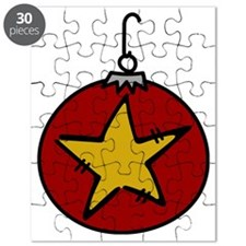 Christmas Ornament Puzzle