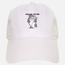 Custom Shark Bully Baseball Baseball Baseball Cap