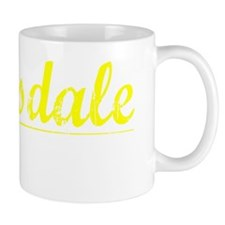 Barksdale, Yellow Mug