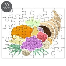Horn of Thanksgiving #2 Puzzle