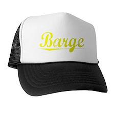 Barge, Yellow Trucker Hat