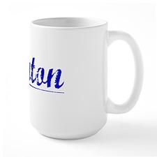 Stanton, Blue, Aged Mug