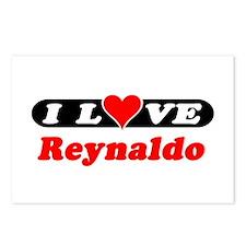 I Love Reynaldo Postcards (Package of 8)