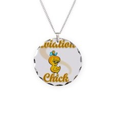 Aviation Chick #2 Necklace