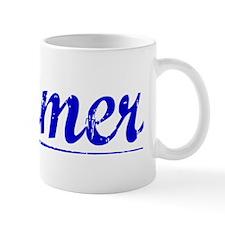 Stormer, Blue, Aged Small Mug